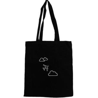 Эко-сумка шоппер «Самолётик»