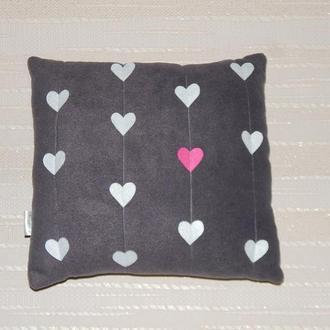 Подушка, 14 февраля, День Влюбленных, 8 Марта, Подарок