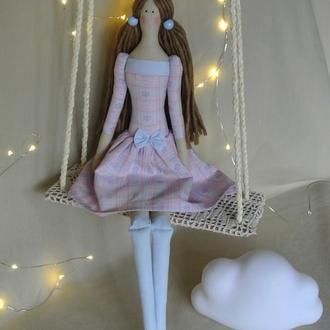 Кукла в стиле Тильда Ева 48см ВНИМАНИЕ БОНУС !!!