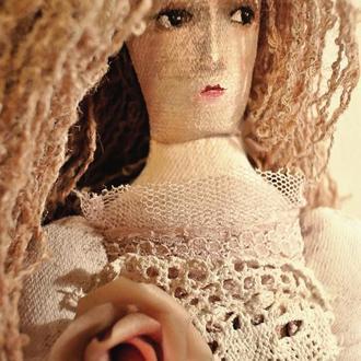 Авторская кукла. Ручная робота