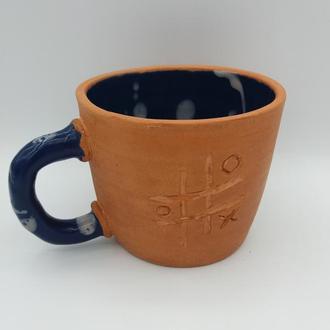 Керамическая универсальная чашка