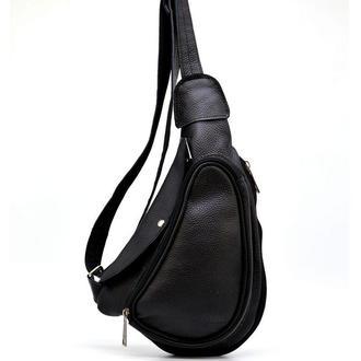 Мини-рюкзак из натуральной кожи на одно плечо FA-3026-3md TARWA