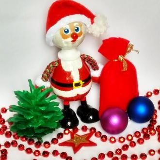 Санта Клаус , рождественский подарок