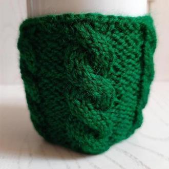Чехол - грелка, свитер на чашку