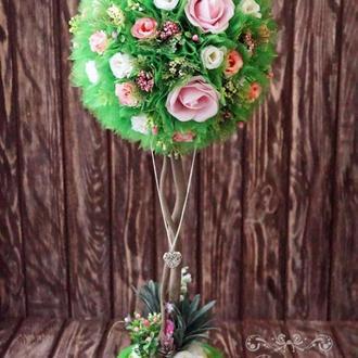 """Топиарий, интерьерное дерево """"Весна"""""""