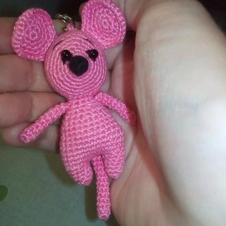 Мышка брелок