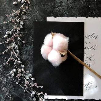 Свадебное украшение для волос, веточка в прическу, украшения в прическу, прикраса в зачіску