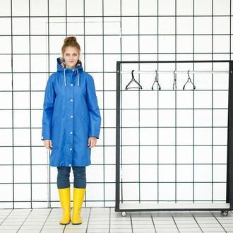Плащ-дождевик Rain or Shine Женский XL синий