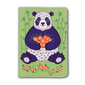 Обложка на паспорт с пандой
