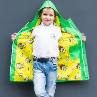 Детский плащ-дождевик