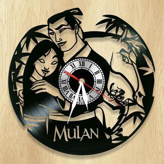 """Настенные часы """"Мулан"""" - красивый романтичный подарок для себя и своих близких."""