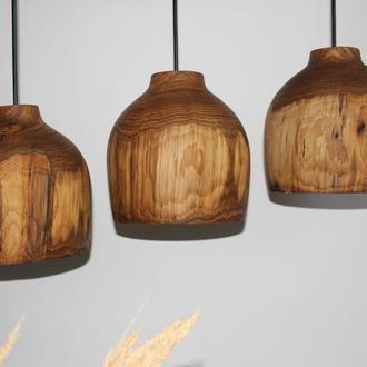Люстры из дерева