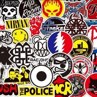 Стикеры Рок/Rock