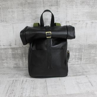 Рюкзак Roll чёрный