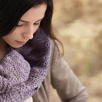 шарф снуд хомут
