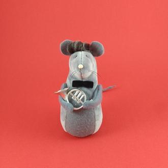 Мышь музыкант