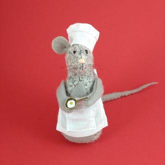 Мышь повар