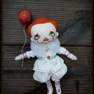 клоун Пенивайз (оно)