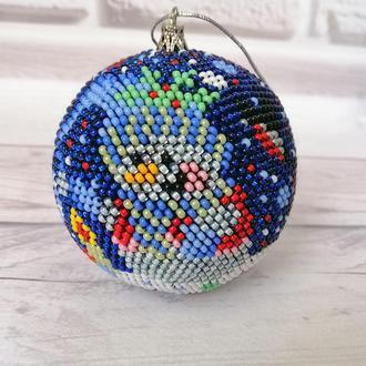 """Новогодний шар на ёлку """"Феерия """""""