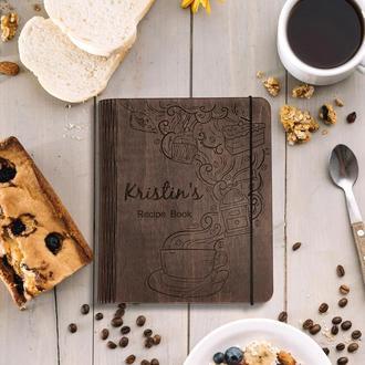 Кулинарная книга персонализированая