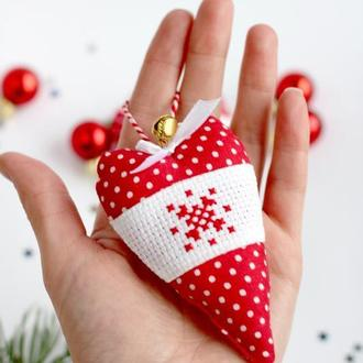 Новогодняя елочная игрушка / Новогодняя игрушка / Игрушка на елку