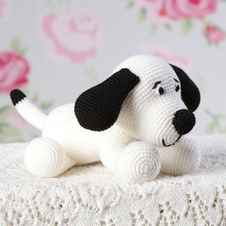 Собачка белый