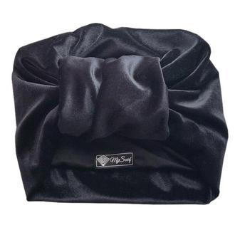 Бархатный закрытый тюрбан, повязка тюрбан, головной убор, шапка тюрбан, подарок женщине