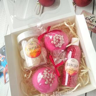 Подарочный набор для подруги, подарочный набор косметики