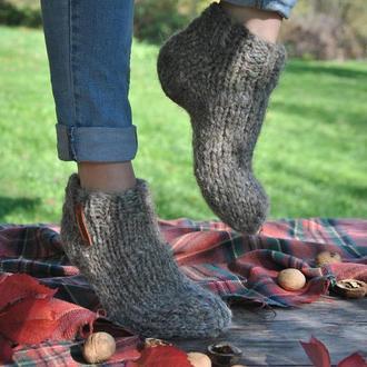 Шкарпетки з натуральної овечої вовни