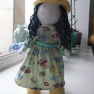 Интерьерная кукла Zilly (Nusty)