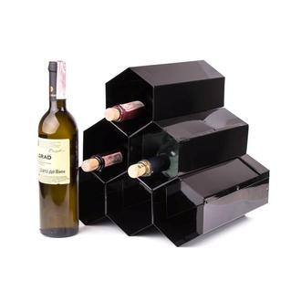 Подставка для винных бутылок на 6 шт