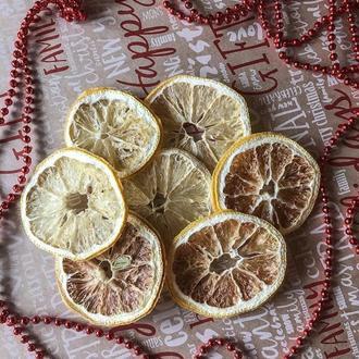 Сушеные фрукты - Лимон
