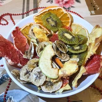 Сушеные фрукты - Ассорти