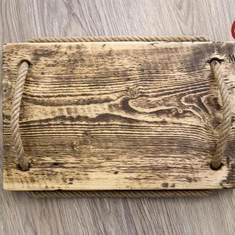 "Декоративный поднос из серии ""lumberjack"""