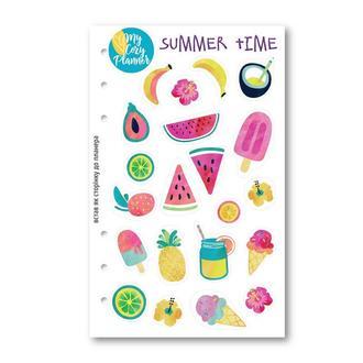 """Наклейки, наклейки, стикеры """"Summer Time"""""""