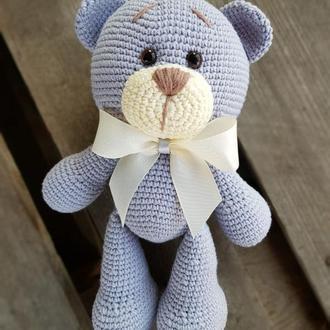 ведмедик вязаний мішка медведь