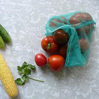 Эко мешочки для фруктов и овощей