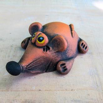 Керамическая фигурка Мышь