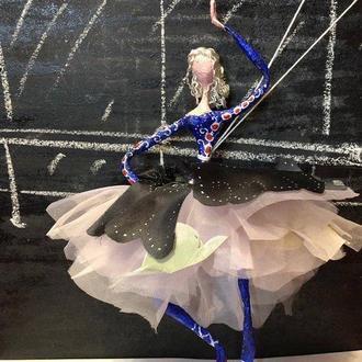 Куклы-балерины