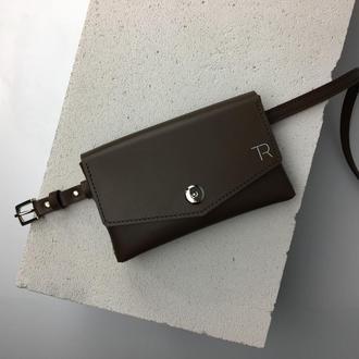 Поясна сумочка/клатч (art 40087)
