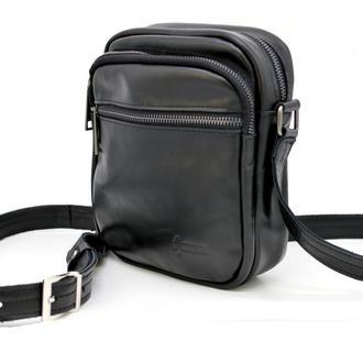 Мужская кожаная сумка через плечо GA-8086-3mdb TARWA