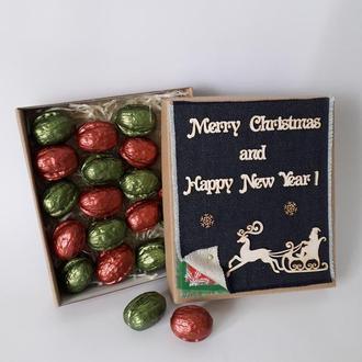 Орешки с предсказаниями Новый год Рождество Подарок