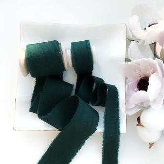 Хлопковые ленты для букета невесты, свадебных пригласительных, свадебного декора.