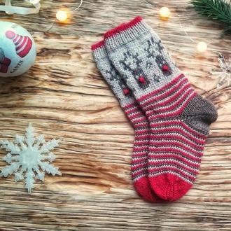 Теплі дитячі шкарпетки