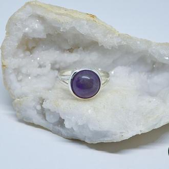 Кольца с натуральными камнями