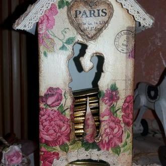 """Чайный домик """"Свидание в Париже"""""""
