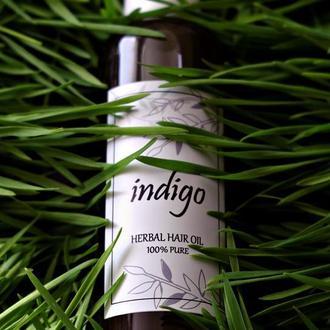 Масло на основе аюрведических трав для улучшения роста бровей, волос и бороды🌿
