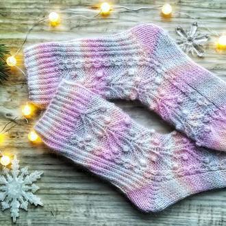 Оригінальні теплі шкарпетки