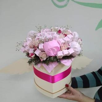 Коробочка со сладостями Ангел