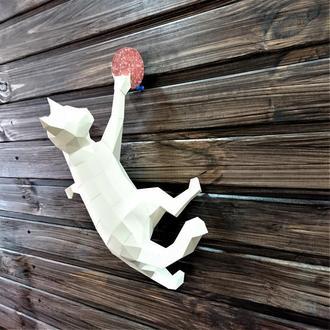 Кот (полигональная фигура)